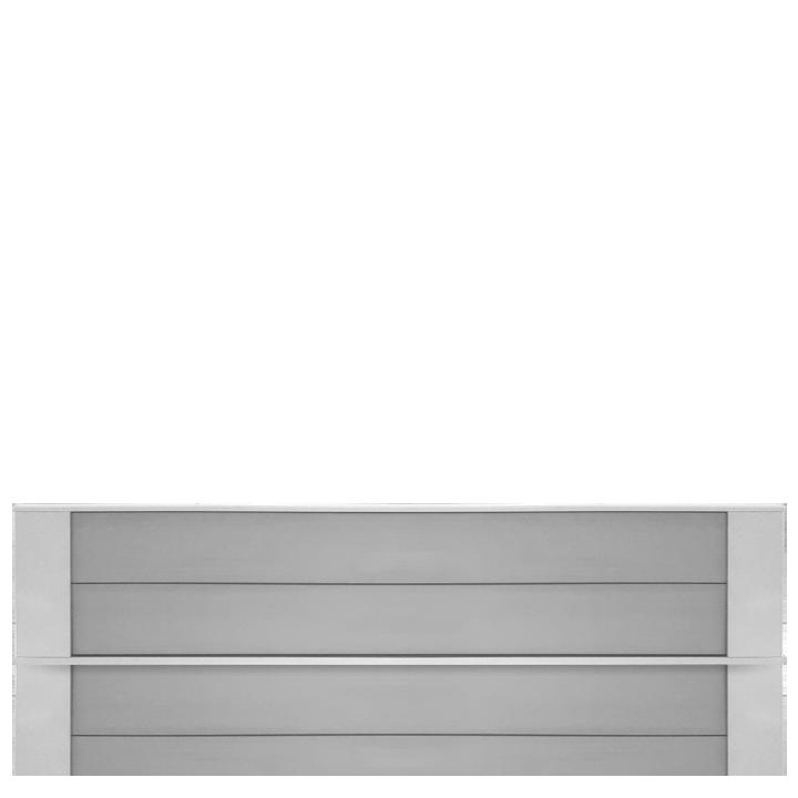 image détourée Cassettes rayonnantes moyenne température
