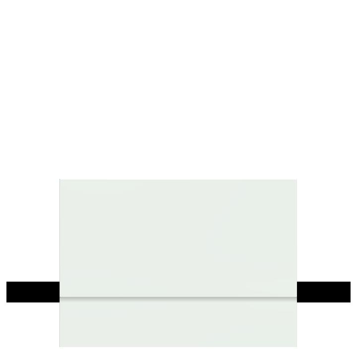 image détourée Cassettes rayonnantes basse température