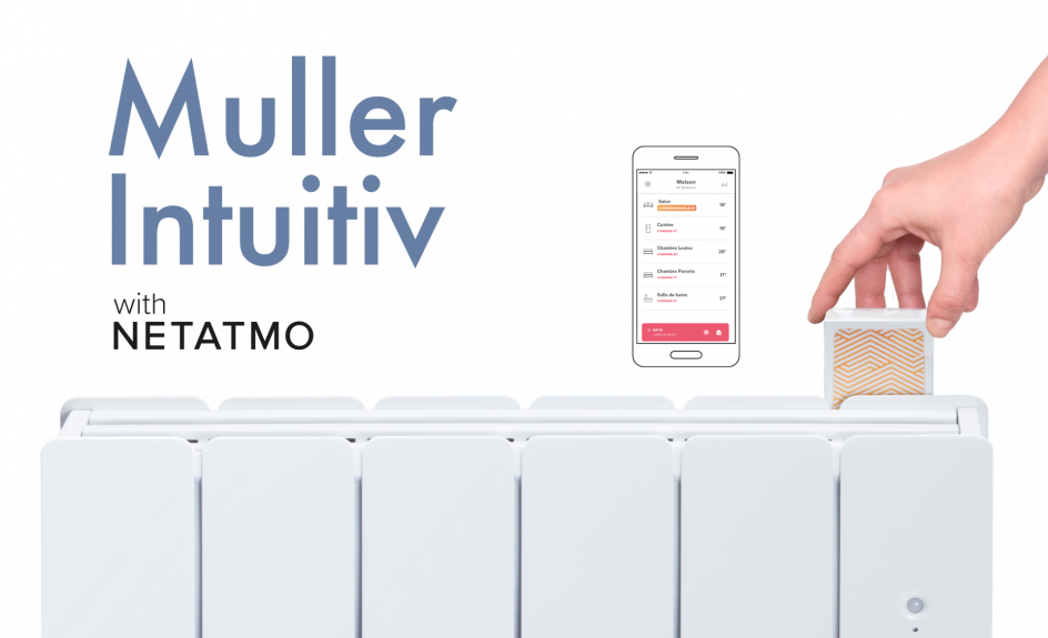 image 3 Muller Intuitiv with Netatmo